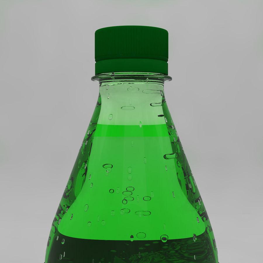 Soda Bottles royalty-free 3d model - Preview no. 10