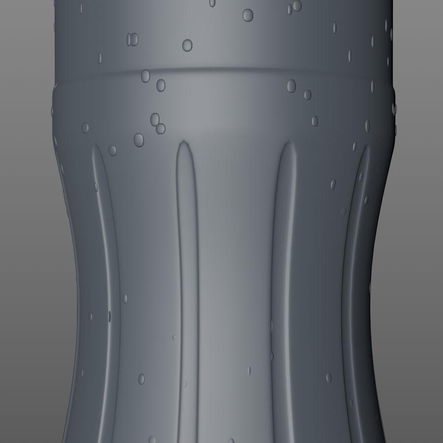 Soda Bottles royalty-free 3d model - Preview no. 24