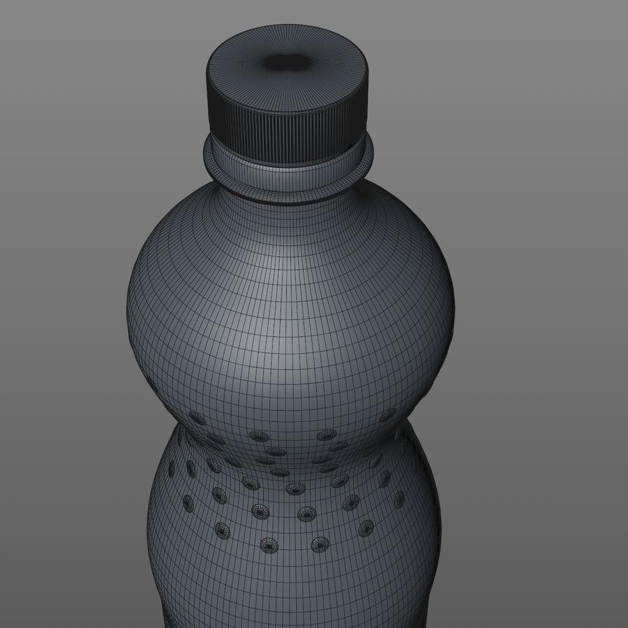 Soda Bottles royalty-free 3d model - Preview no. 17