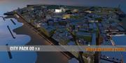 City Pack 00 3d model
