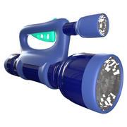 Super Flashlight 3d model