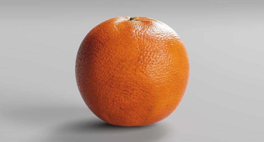 オレンジ royalty-free 3d model - Preview no. 9