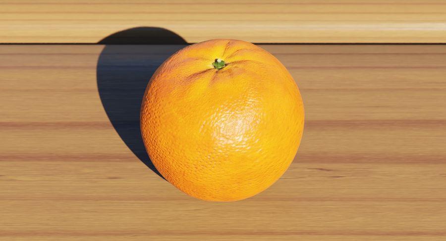オレンジ royalty-free 3d model - Preview no. 17