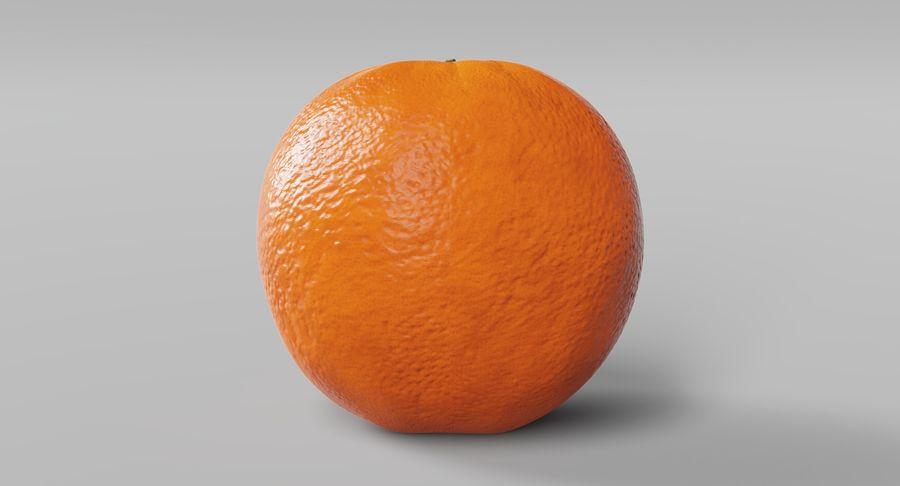 オレンジ royalty-free 3d model - Preview no. 7
