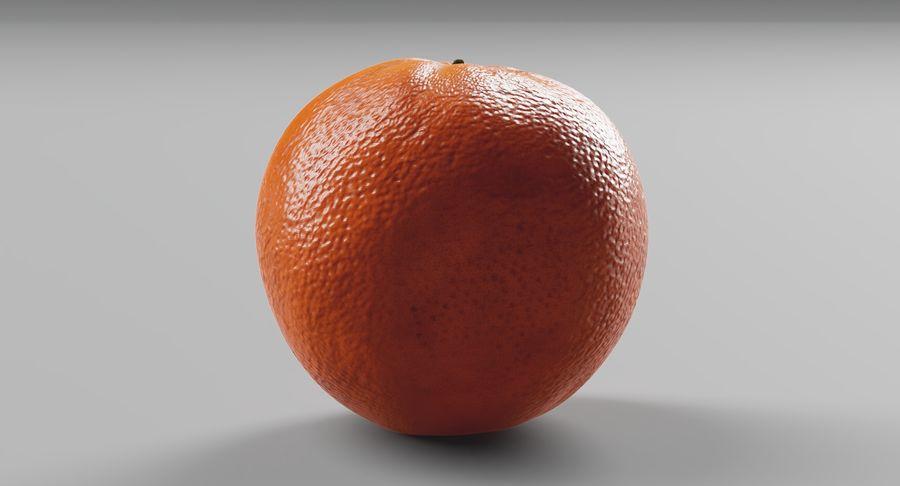 オレンジ royalty-free 3d model - Preview no. 8
