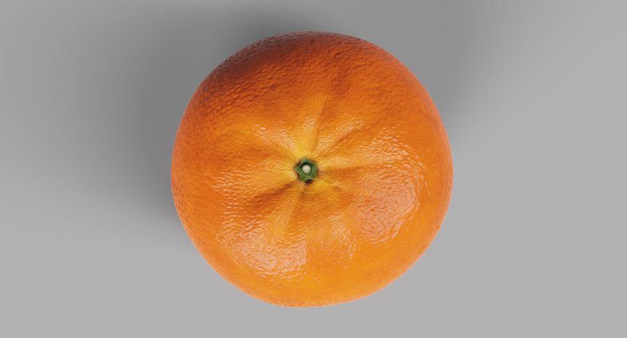 オレンジ royalty-free 3d model - Preview no. 12
