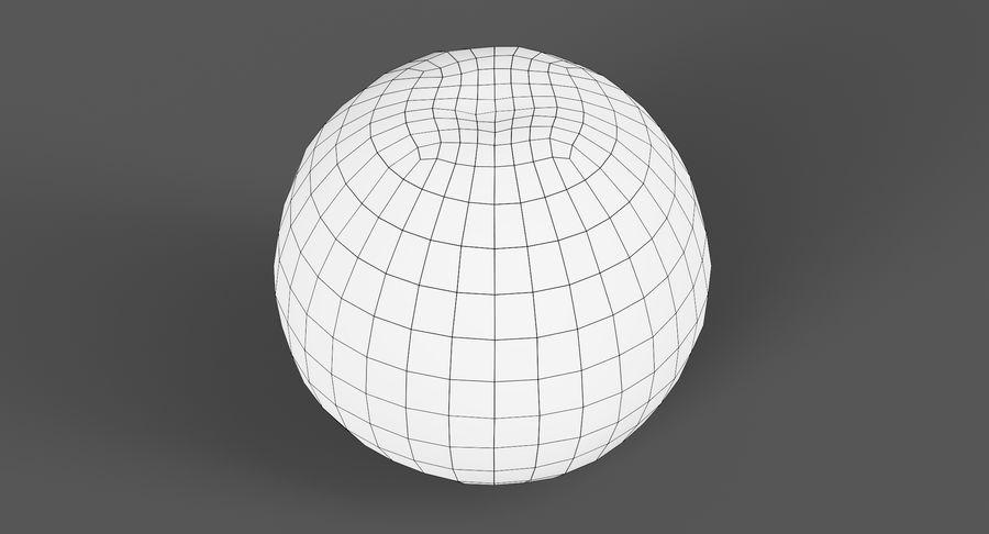 オレンジ royalty-free 3d model - Preview no. 4