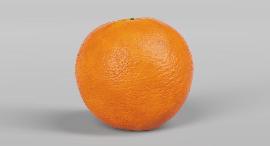 オレンジ royalty-free 3d model - Preview no. 6