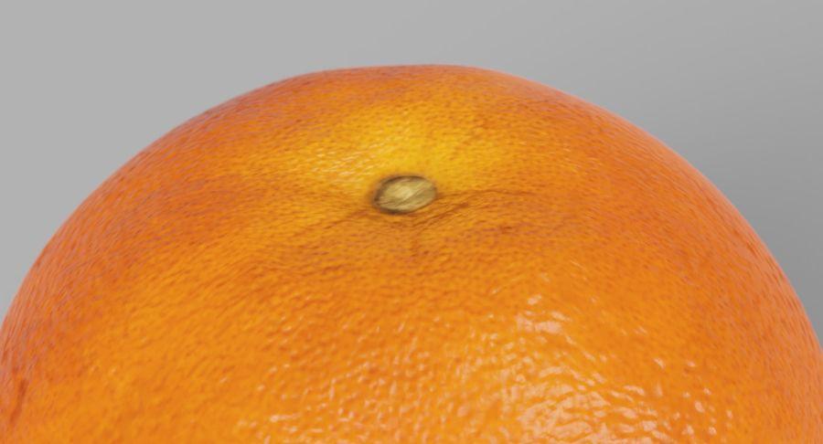 オレンジ royalty-free 3d model - Preview no. 11