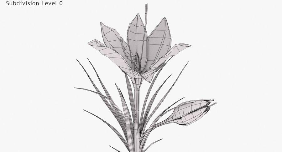 Plant Part Details royalty-free 3d model - Preview no. 14