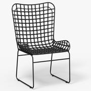 Grid Chair 3d model