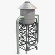 Water Tank 1 3d model