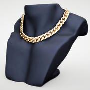 Cuban chains 3d model