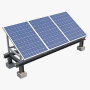 Solar Panel_1 3d model