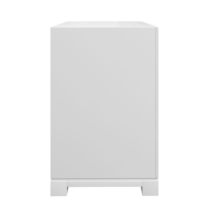 침대 탁자 royalty-free 3d model - Preview no. 5