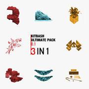 Ultimate Kitbash Pack 0.1 3d model