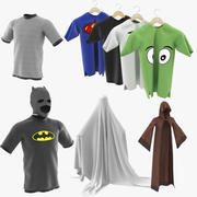 Clothes Collection 3d model