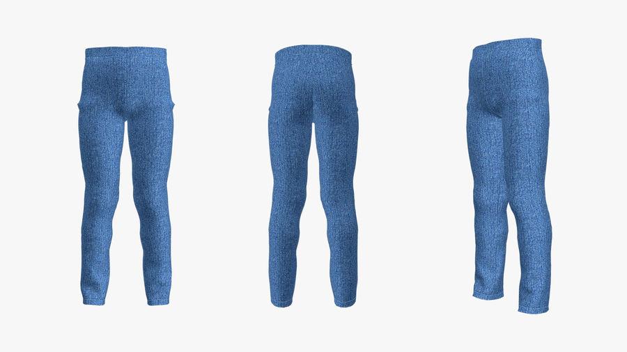 barnkläder för pojkar royalty-free 3d model - Preview no. 3