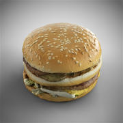 BigMac Sandwich 3d model