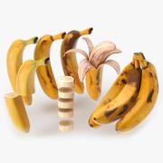 bananen 3d model