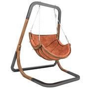 Garden swing ALPHA 3d model