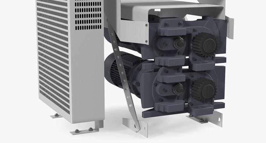 Silnik silnika windy royalty-free 3d model - Preview no. 6