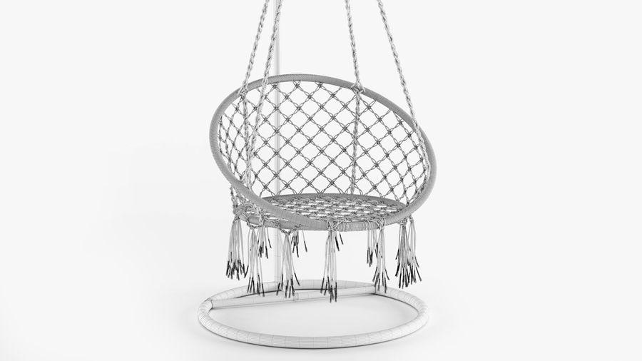 Ohuhu Hanging Hammock Swing Chair 3d Model 20 Max Obj Fbx Unknown Free3d