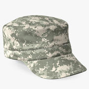 US Army ACU Digital Hat 3d model
