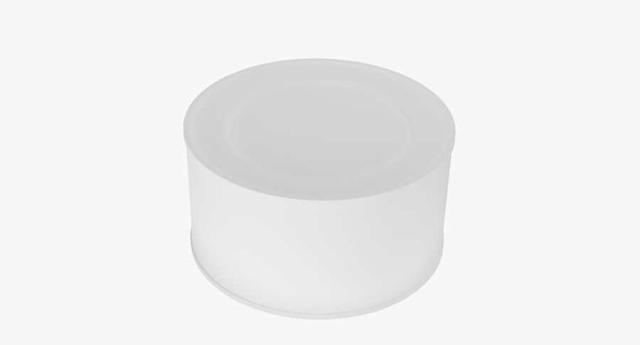 Food Can 200g royalty-free 3d model - Preview no. 19