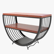 Konsolentisch Goodlow Design 3d model