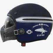 Casco Corsair Harisson modelo 3d