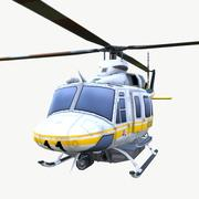 HELICOPTER LACF 01 3d model