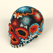 수공예 해골 Huichol-Artesana Mexicana 3d model