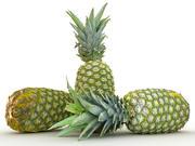 Pineapple Hd 8K 3d model