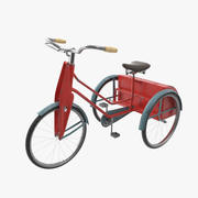 Childs Tricycle 3d model