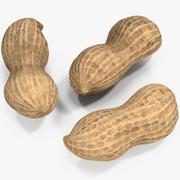 Peanuts 3d model