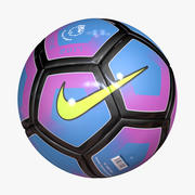 Nike Pitch Soccer Ball  Premier League 3d model