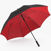 Umbrella Open 3d model