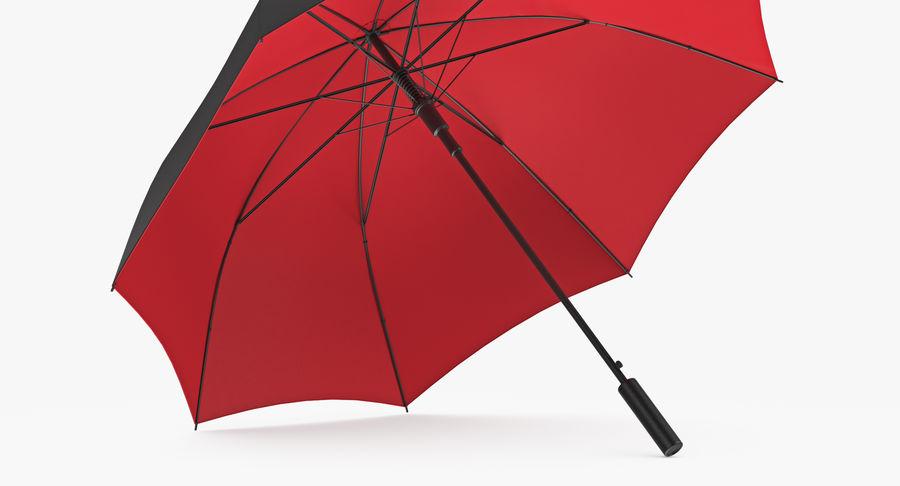 Umbrella Open royalty-free 3d model - Preview no. 8