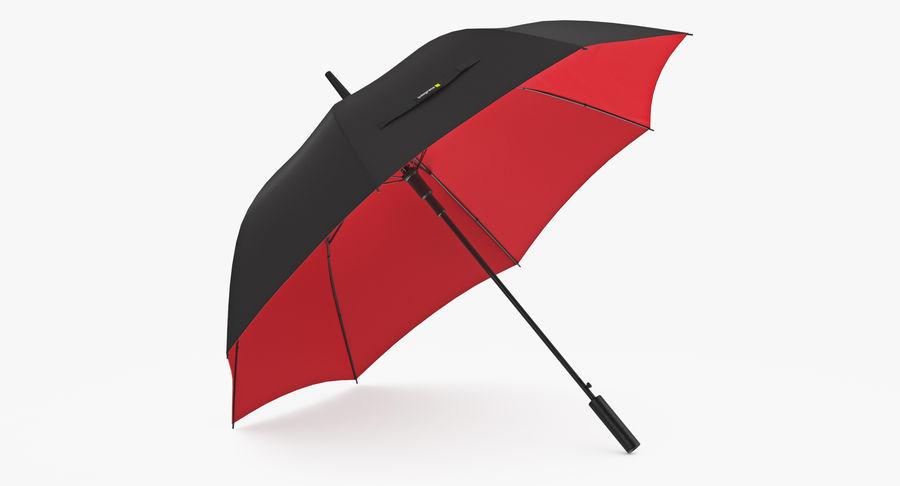 Umbrella Open royalty-free 3d model - Preview no. 4