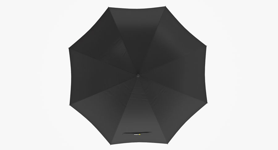 Umbrella Open royalty-free 3d model - Preview no. 6