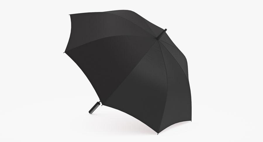 Umbrella Open royalty-free 3d model - Preview no. 5
