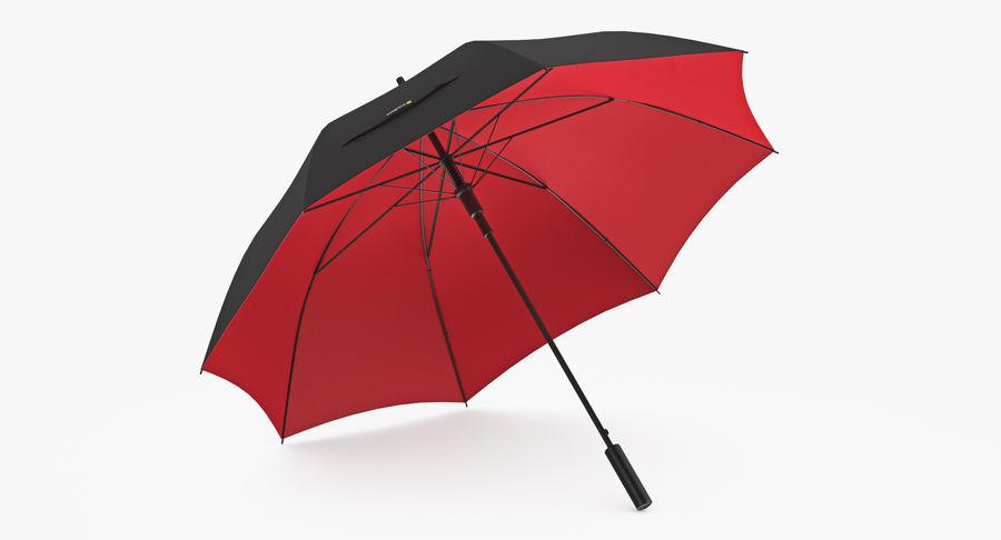 Umbrella Open royalty-free 3d model - Preview no. 2
