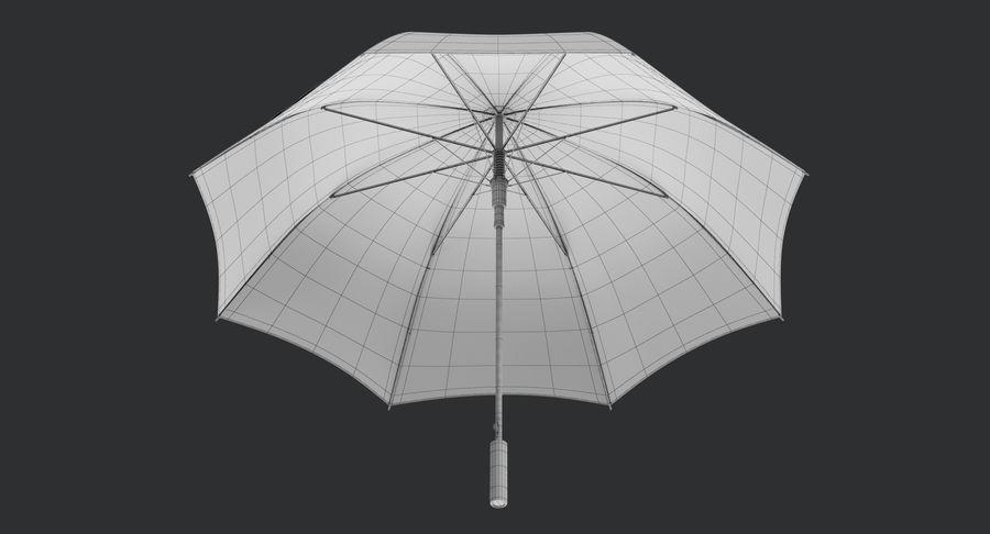 Umbrella Open royalty-free 3d model - Preview no. 15