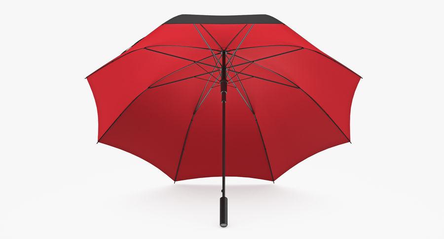 Umbrella Open royalty-free 3d model - Preview no. 7