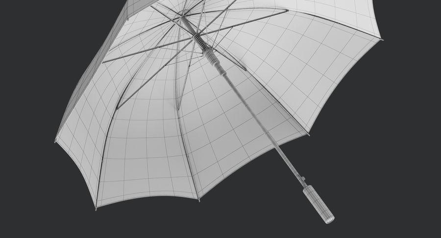 Umbrella Open royalty-free 3d model - Preview no. 16