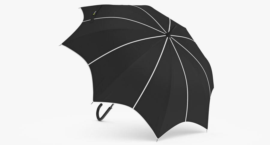 Umbrella Open 3 royalty-free 3d model - Preview no. 5