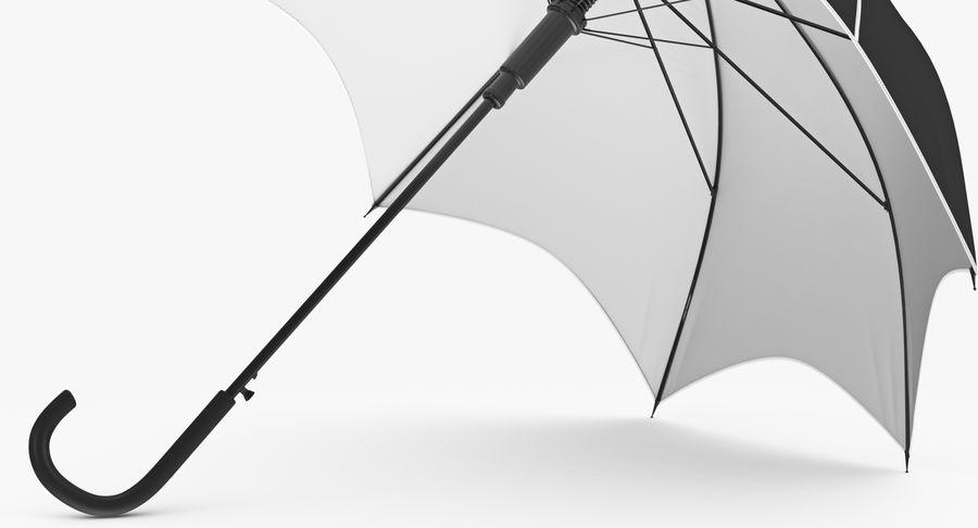 Umbrella Open 3 royalty-free 3d model - Preview no. 9