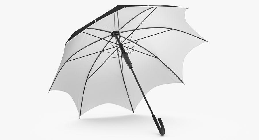 Umbrella Open 3 royalty-free 3d model - Preview no. 4