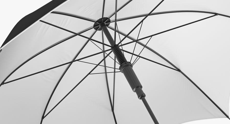 Umbrella Open 3 royalty-free 3d model - Preview no. 10